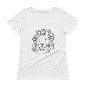 The Lion Shirt (Scoopneck)