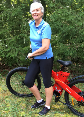 Picture Yourself with your new E-Bike - I did!