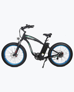 HAMMER from Ecotric - Go in the Snow, Ride on the Beach - Active Fun Electric Bicycles & Scooters