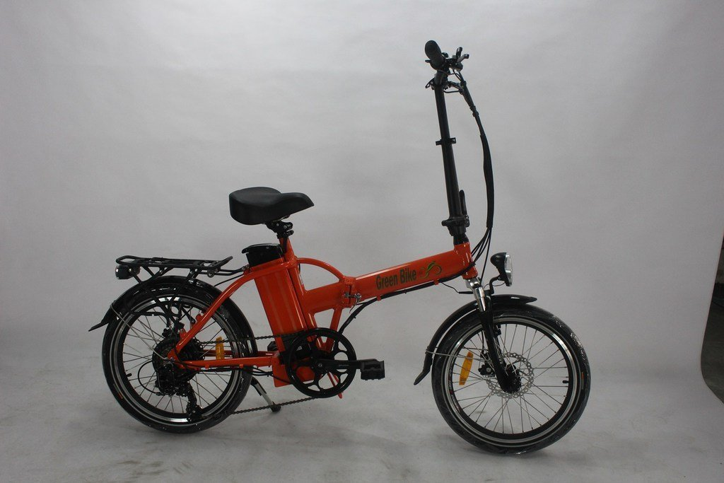 GB1 - Simple, Reliable - a Great E-Bike from Green Bike USA - Active Fun Electric Bicycles & Scooters