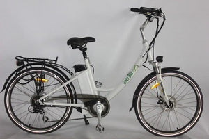 GB2 - Beach Cruisin' Fun on this Super E-Bike from Green Bike USA! - Active Fun Electric Bicycles & Scooters