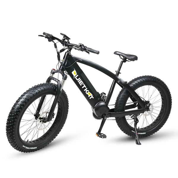 AMBUSH 750 by QuietKat - Quality and Versatility - Active Fun Electric Bicycles & Scooters