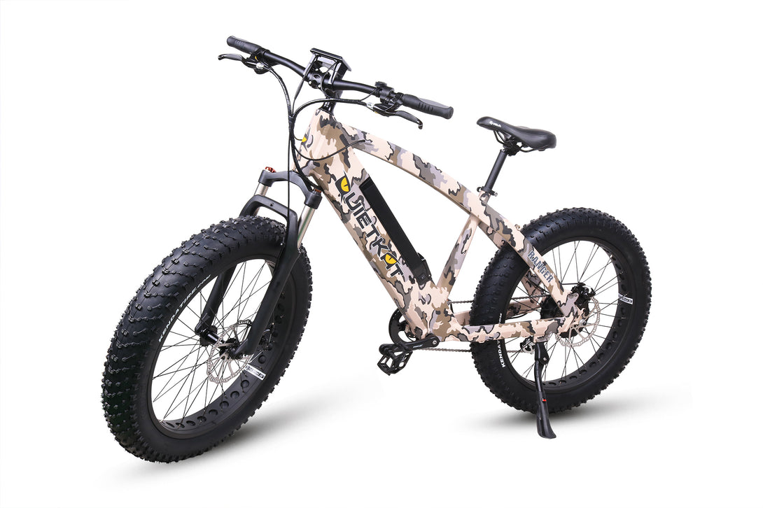 1d30a6e8911 RANGER 750 E-Bike from QuietKat - Designed for off-road travel - Active