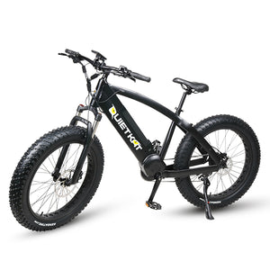 WARRIOR 1000 - Powerful E-Bike from QuietKat - Conquer Advanced Terrain - Active Fun Electric Bicycles & Scooters