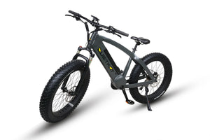 APEX 1000 - QuietKat's most powerful and capable e-bike - Active Fun Electric Bicycles & Scooters