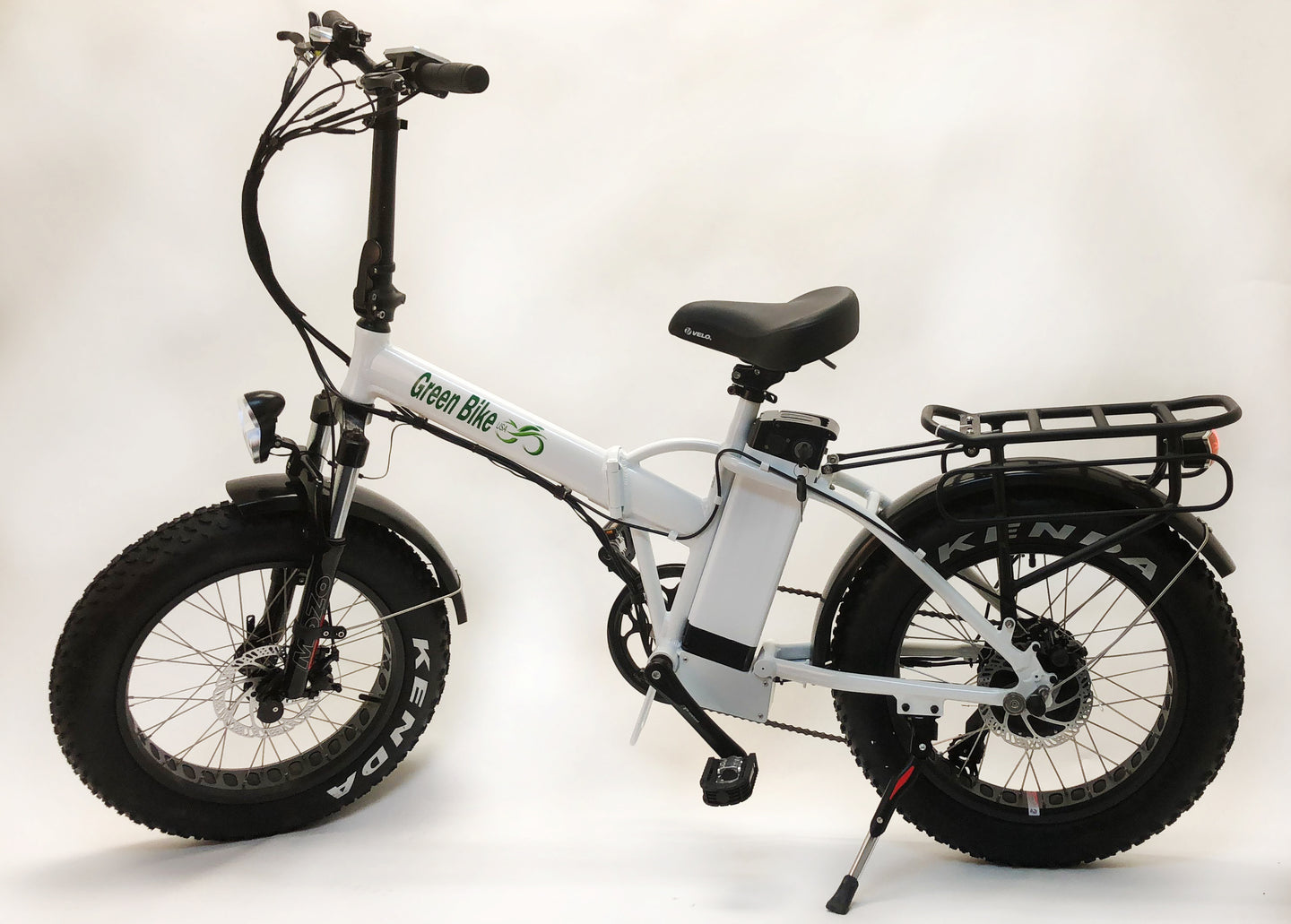 GB1 FAT TIRE - Simple, Reliable - Awesome Fun - Ride in Sand or Snow - Active Fun Electric Bicycles & Scooters