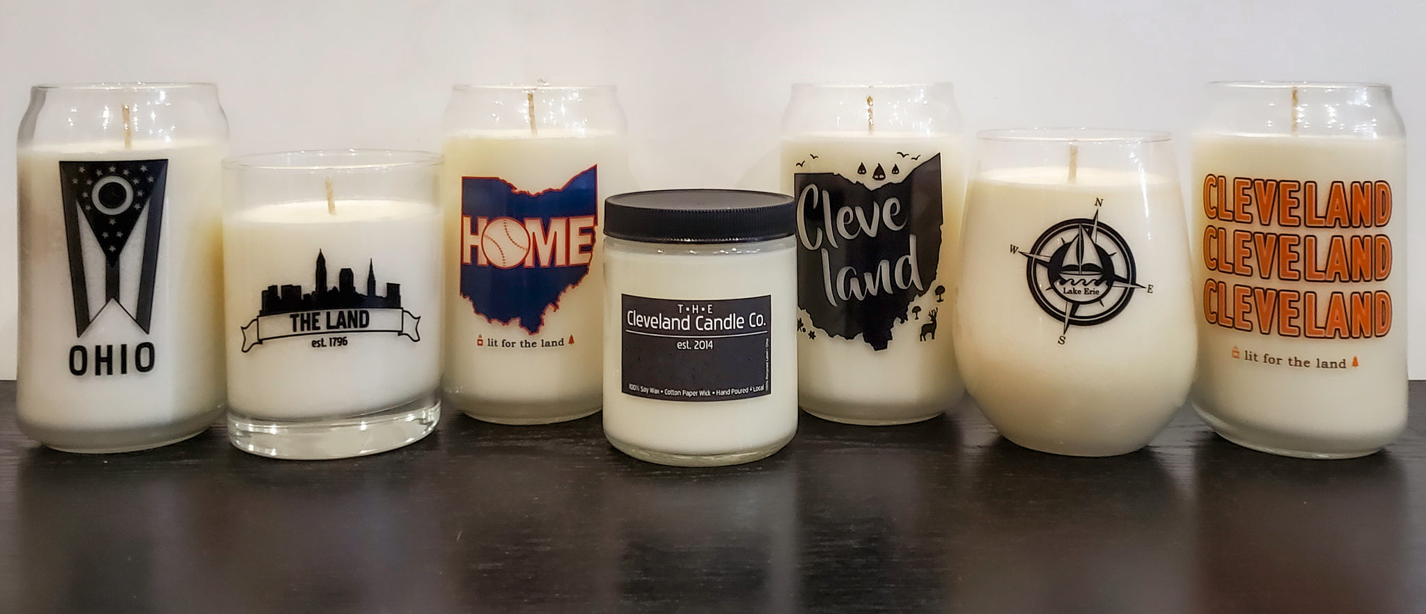 Custom Candle Jars