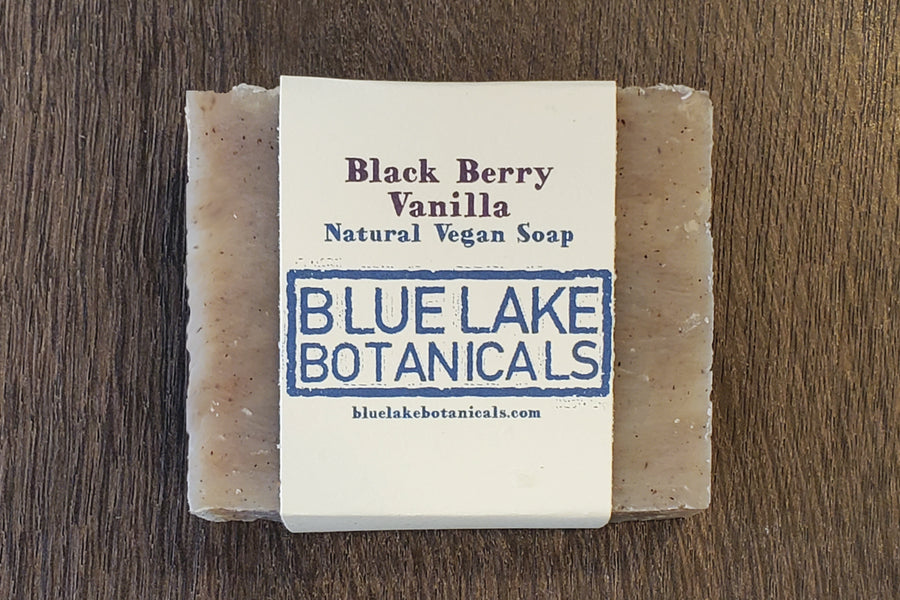 Black Berry Vanilla Soap