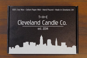 Cleveland Favorites - 2 Candle Gift Set - Free Shipping