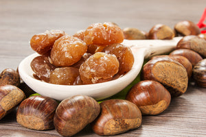 Chestnuts and Brown Sugar