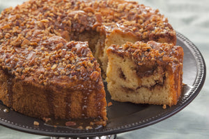 Coffee Cake and Spice