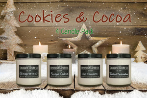 Cookies and Cocoa - 4 Pack