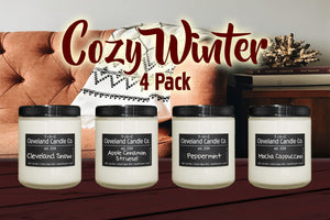 Cozy Winter - 4 Pack