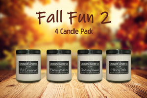 Fall Fun #2 - 4 Pack