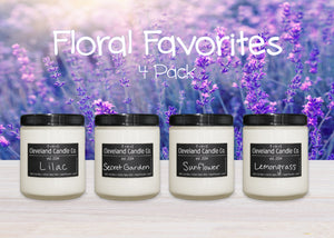 Floral Favorites - 4 Pack