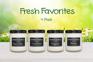 Fresh Favorites - 4 Pack