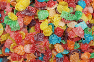 Fruity Rocks that are Small