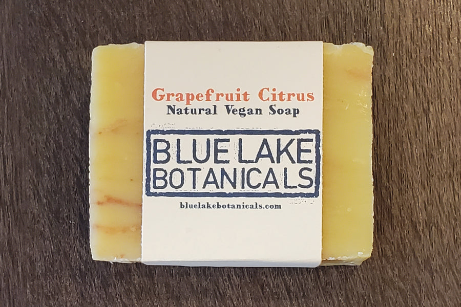Grapefruit Citrus Soap