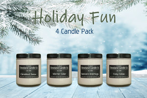 Holiday Fun - 4 Pack