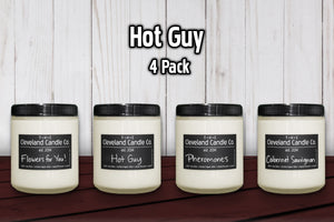 Hot Guy - 4 Pack