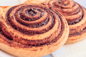 Nutty Maple Rolls