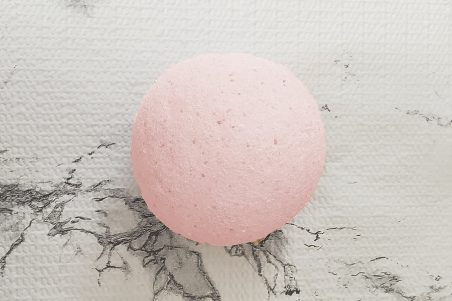 Lavender Peppermint Bath Bomb