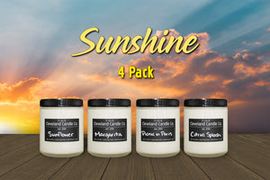 Sunshine - 4 Pack