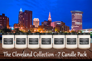 The Cleveland Collection - 7 Pack