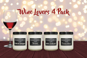 Wine Lovers - 4 Pack
