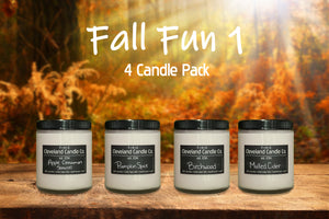 Fall Fun #1 - 4 Pack