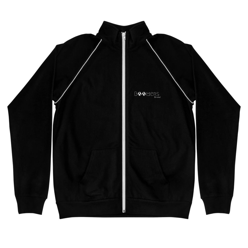 Soccer Piped Fleece Jacket