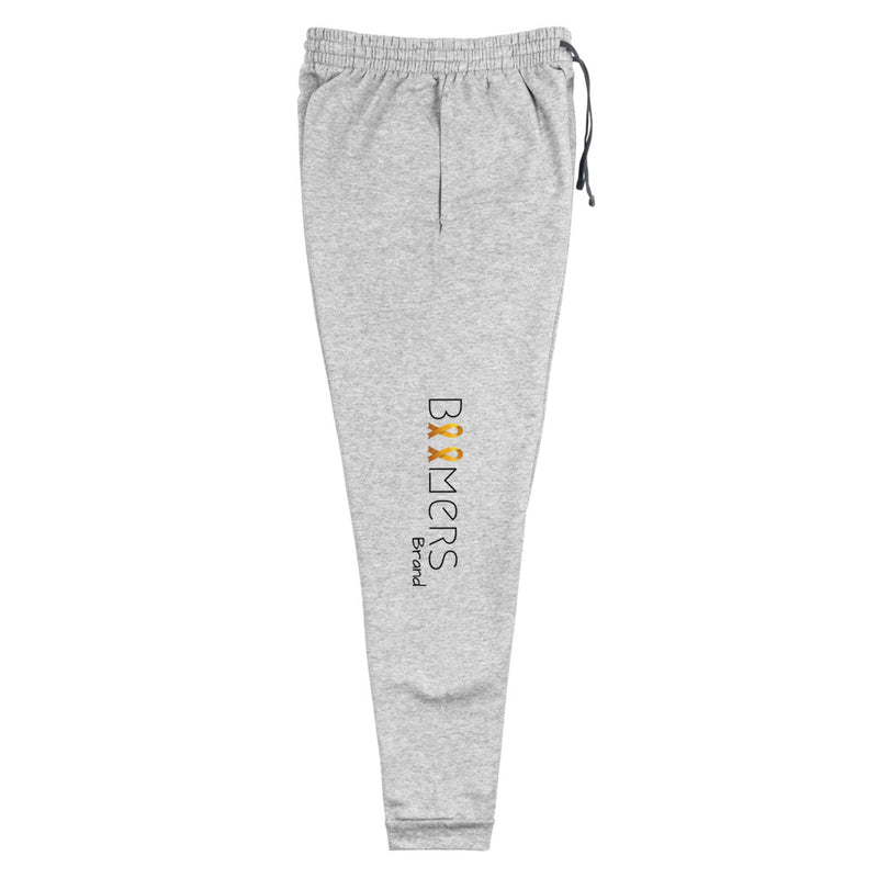 Yellow Awareness Ribbon Joggers