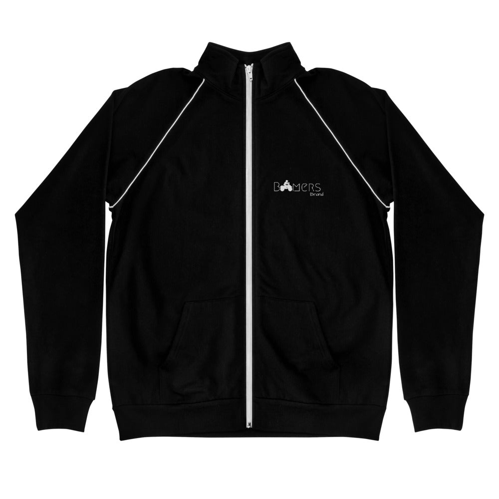 ATV Piped Fleece Jacket