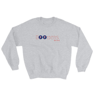 Red, White, & Blue Awareness Ribbon Sweatshirt