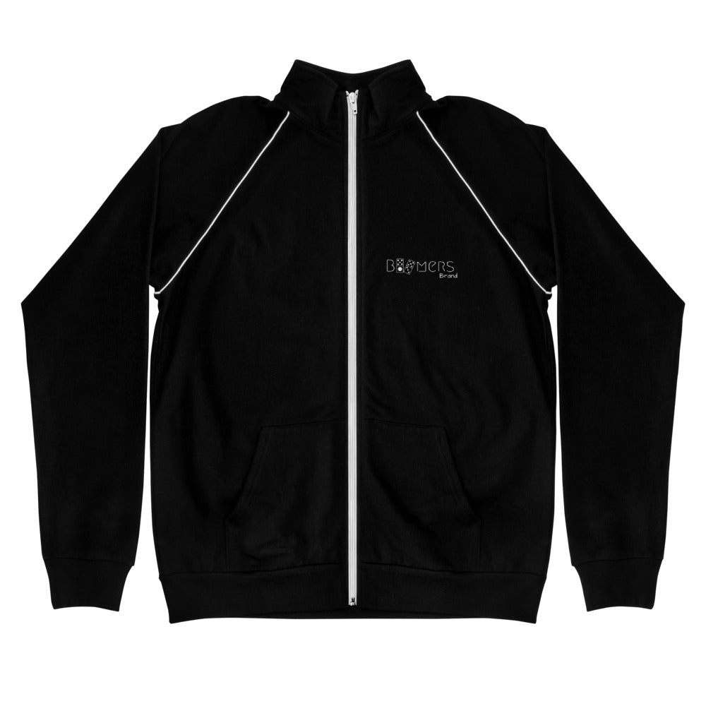 Dominoes Piped Fleece Jacket