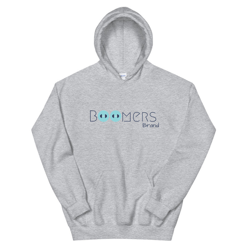 Dumbbell Hooded Sweatshirt
