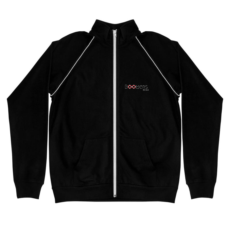 Boating Piped Fleece Jacket