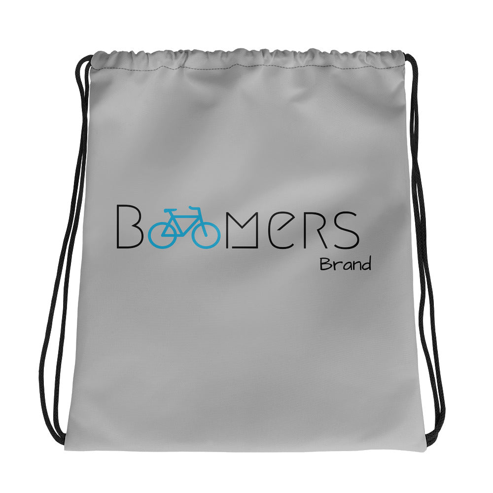 Bicycle Drawstring Bag