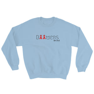 Red Awareness Ribbon Sweatshirt
