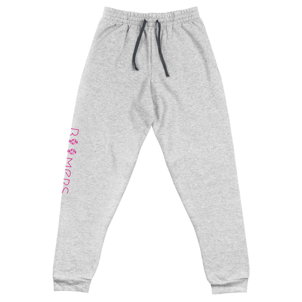 Pink Awareness Ribbon Joggers