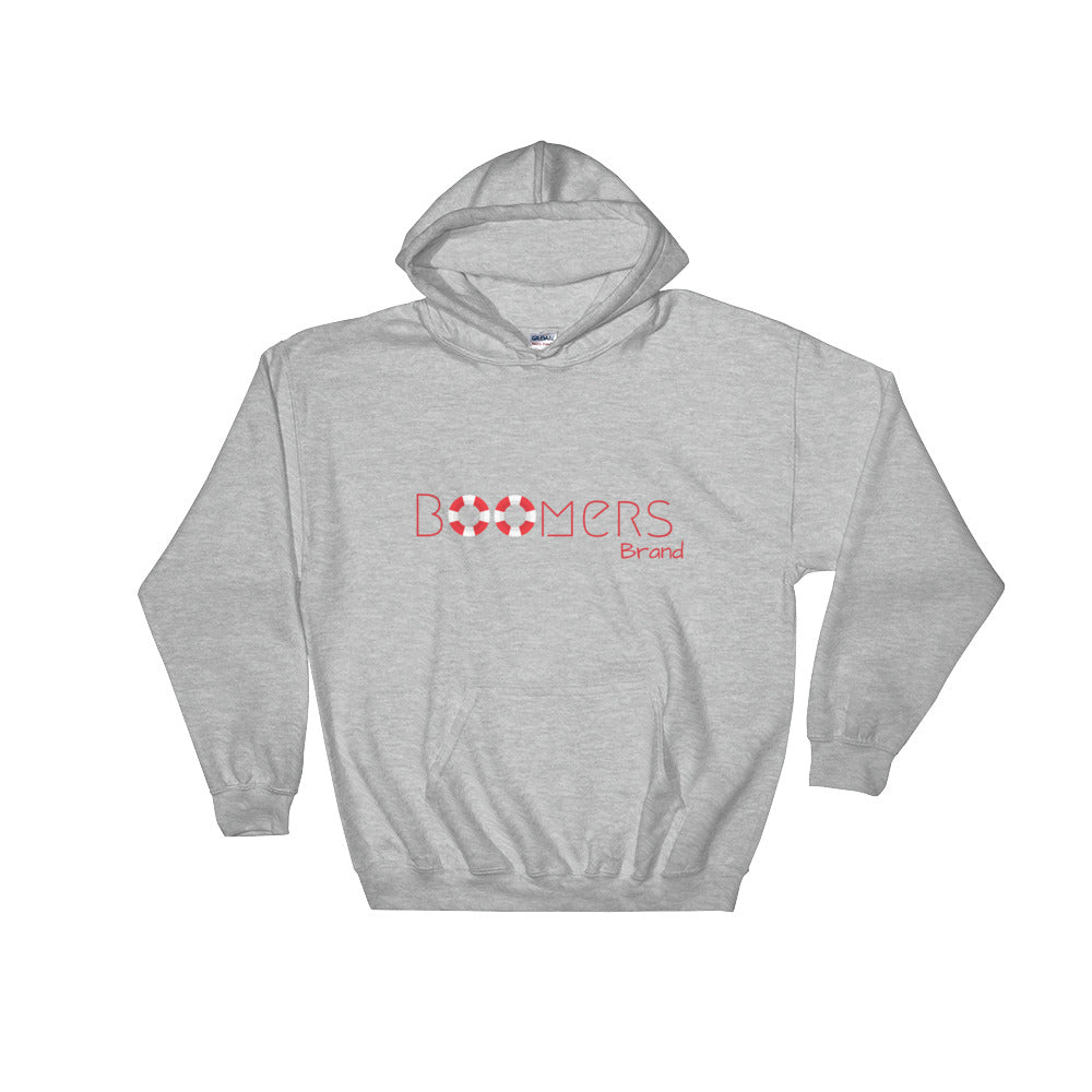 Boating Hooded Sweatshirt