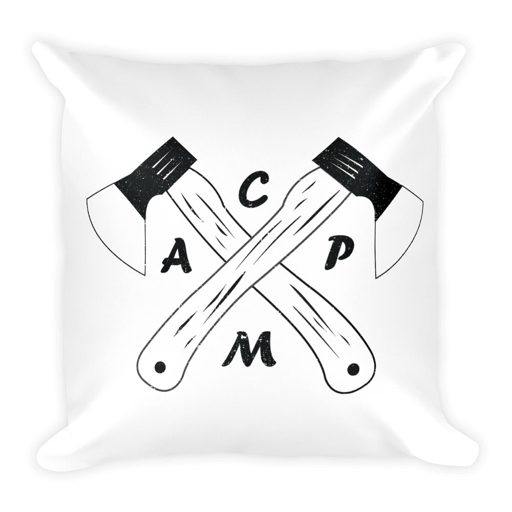 Camper | Throw Pillow