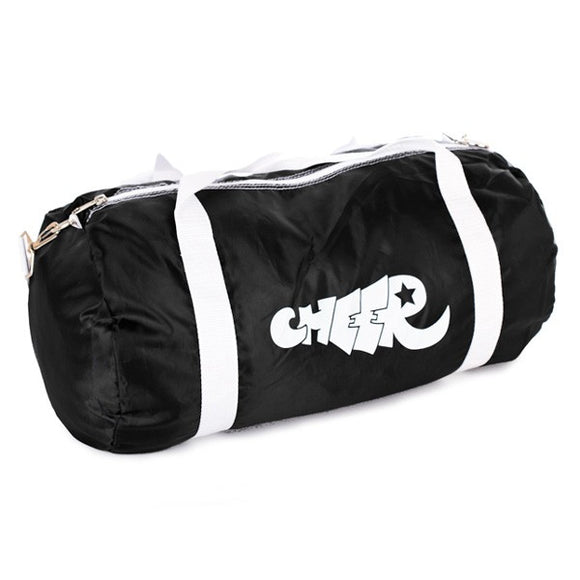 00520 CHEER FANTASTIC NYLON DUFFEL