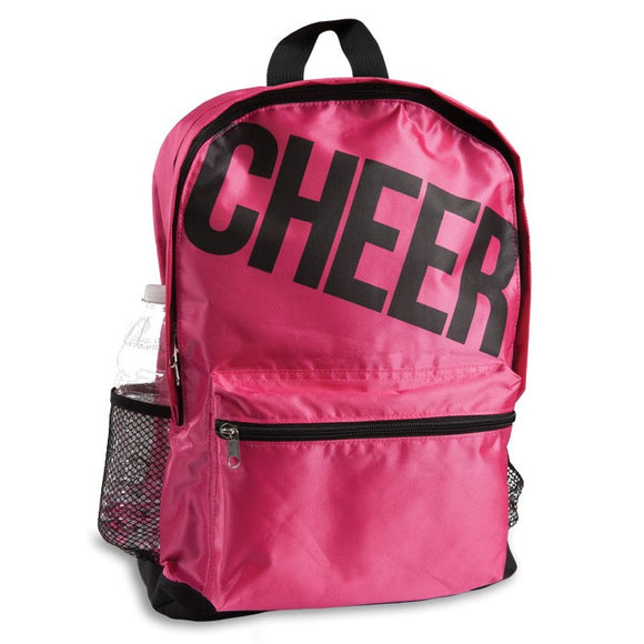 00525 CHEER BACKPACK