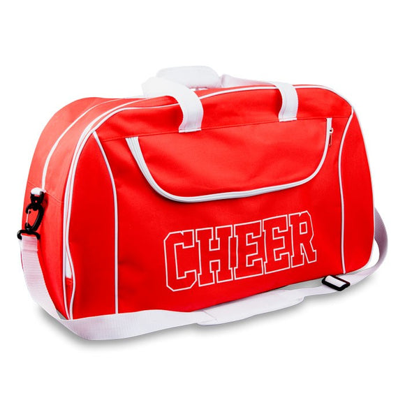 00564 CHEER FANTASTIC WEEKEND DUFFEL