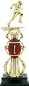 FB-10 Male Football Trophy
