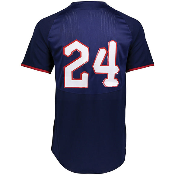 BBJ-4 Holloway Game7 Full-Button Baseball Jersey