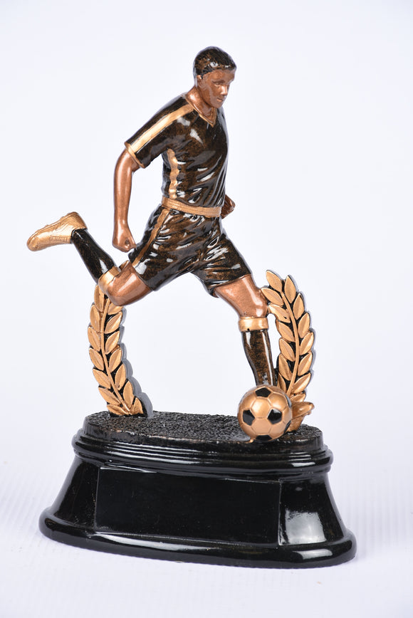 SC-52 Power male soccer trophy