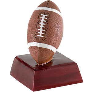 FB-23 Football Resin on Stand