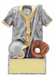 BB-14 Baseball Jersey Trophy